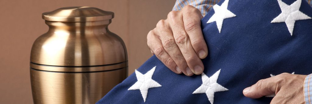 Cremation benefits for american veterans