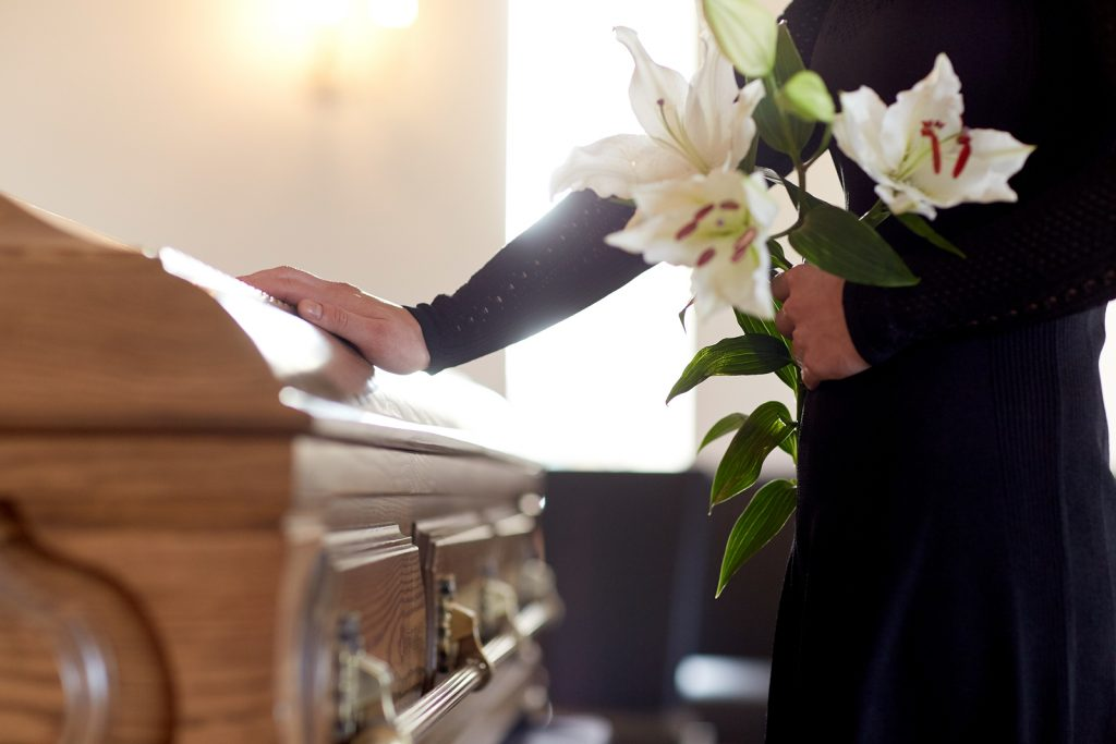 Direct cremation services